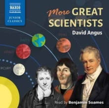 More Great Scientists, CD-Audio Book