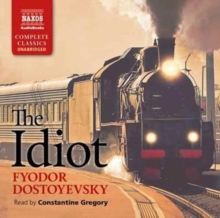 The Idiot, CD-Audio Book