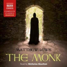 The Monk, CD-Audio Book