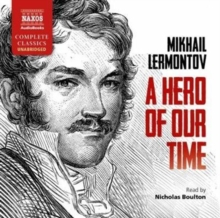 A Hero of Our Time, CD-Audio Book