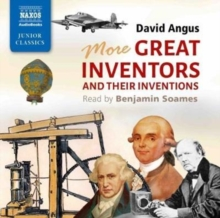 More Great Inventors and Their Inventions, CD-Audio Book
