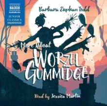 More About Worzel Gummidge, CD-Audio Book