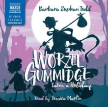 Worzel Gummidge Takes a Holiday, CD-Audio Book