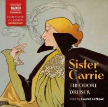 Sister Carrie, CD-Audio Book