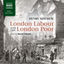 London Labour and the London Poor, CD-Audio Book