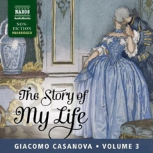 The Story of My Life, Volume 3 : The Story of My Life, Volume 3 3, CD-Audio Book