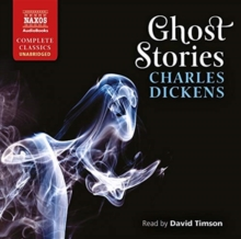 Ghost Stories, CD-Audio Book