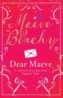 Dear Maeve, Paperback / softback Book