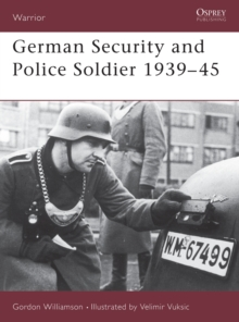 German Security and Police Soldier 1939 45, EPUB eBook