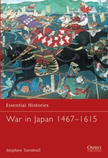 War in Japan 1467 1615, PDF eBook