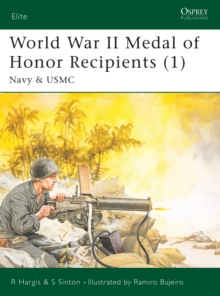 World War II Medal of Honor Recipients (1) : Navy & USMC, EPUB eBook