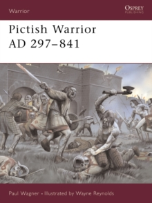 Pictish Warrior AD 297-841, EPUB eBook