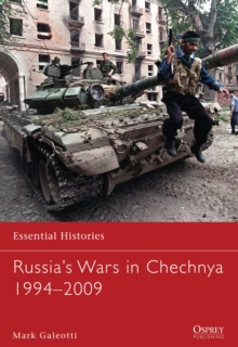 Russia s Wars in Chechnya 1994 2009, PDF eBook