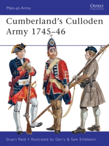 Cumberland s Culloden Army 1745 46, EPUB eBook