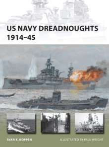 US Navy Dreadnoughts 1914-45, Paperback / softback Book