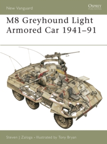 M8 Greyhound Light Armored Car 1941 91, EPUB eBook