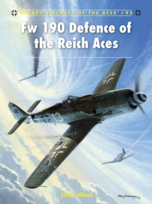 Fw 190 Defence of the Reich Aces, EPUB eBook