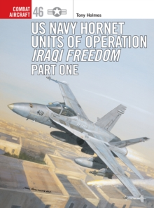 US Navy Hornet Units of Operation Iraqi Freedom (Part One), PDF eBook