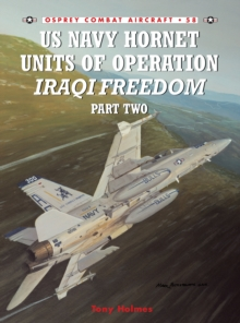US Navy Hornet Units of Operation Iraqi Freedom (Part Two), PDF eBook