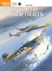 Arctic BF 109 and BF 110 Aces, Paperback Book