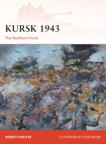 Kursk 1943 : The Northern Front, EPUB eBook