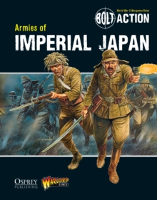 Bolt Action: Armies of Imperial Japan, EPUB eBook