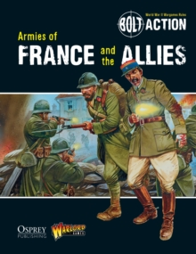 Bolt Action: Armies of France and the Allies, EPUB eBook
