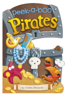 Peek-A-Boo Pirates, Board book Book