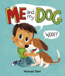 Me and My Dog, Hardback Book