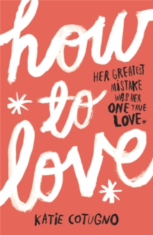 How to Love, Paperback / softback Book