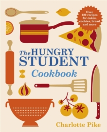 The Hungry Student Cookbook, Paperback Book