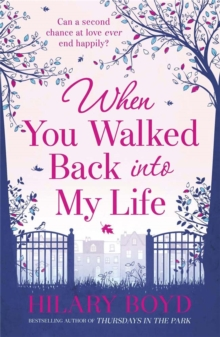 When You Walked Back Into My Life, Paperback Book