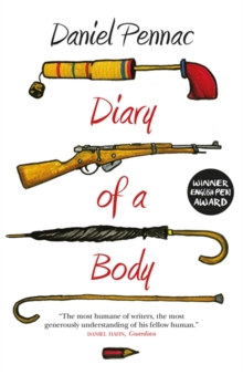 Diary of a Body, Paperback Book