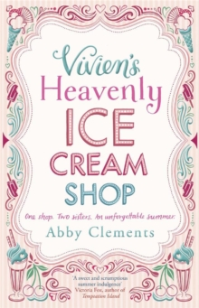 Vivien's Heavenly Ice Cream Shop, Paperback Book