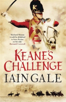 Keane's Challenge, Paperback Book