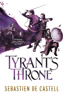 Tyrant's Throne : The Greatcoats Book 4, Paperback Book