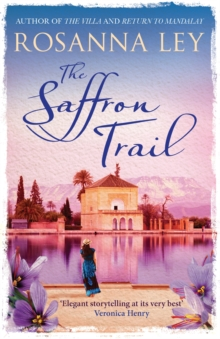 The Saffron Trail, Paperback Book