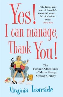 Yes! I Can Manage, Thank You! : Marie Sharp 3, Paperback / softback Book