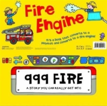 Convertible: Fire Engine, Paperback / softback Book