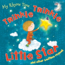 My Rhyme Time: Twinkle Twinkle Little Star, Paperback Book