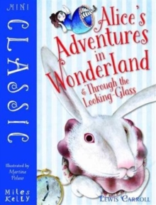 ALICES ADVENTURES IN WONDERLAND THROUGH, Paperback Book