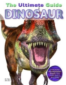 Ultimate Guide Dinosaur, Hardback Book