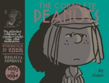 The Complete Peanuts 1993-1994 : Volume 22, Hardback Book