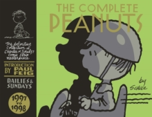 The Complete Peanuts 1997-1998 : Volume 24, Hardback Book