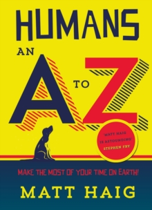 Humans: An A-Z, Paperback Book