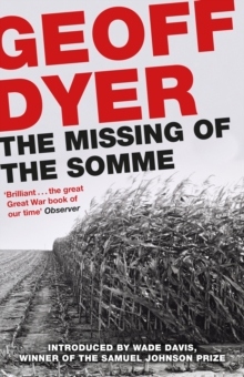 The Missing of the Somme, Paperback / softback Book