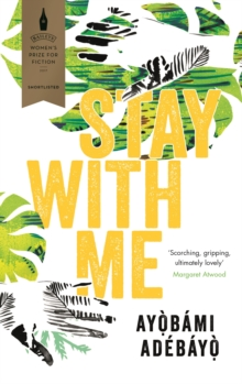 Stay with Me, Hardback Book