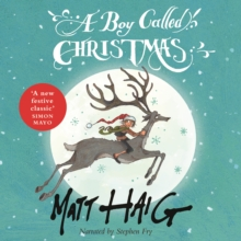 A Boy Called Christmas, CD-Audio Book