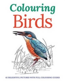 Colouring Birds, Paperback Book