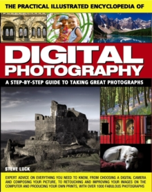 Practical Illustrated Encyclopedia of Digital Photography, Paperback Book